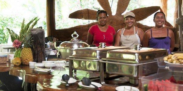 La Costa de Papito Breakfast