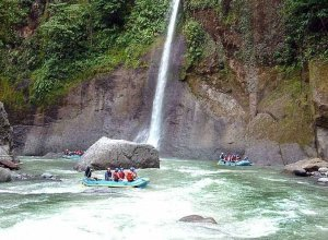Transport with Rafting